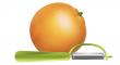 pomerančové kůry