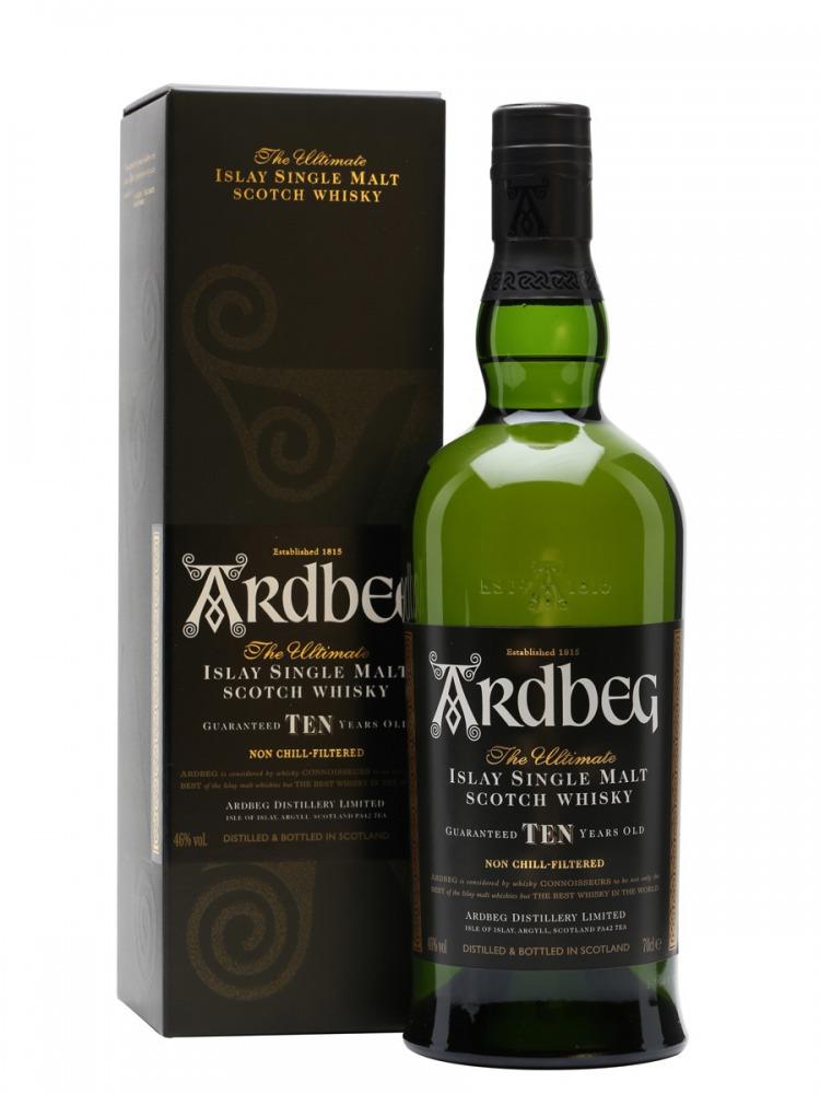 Ardbeg Whisky 10yo Islay 1l