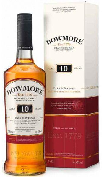 Bowmore Whisky 10yo Islay 1l