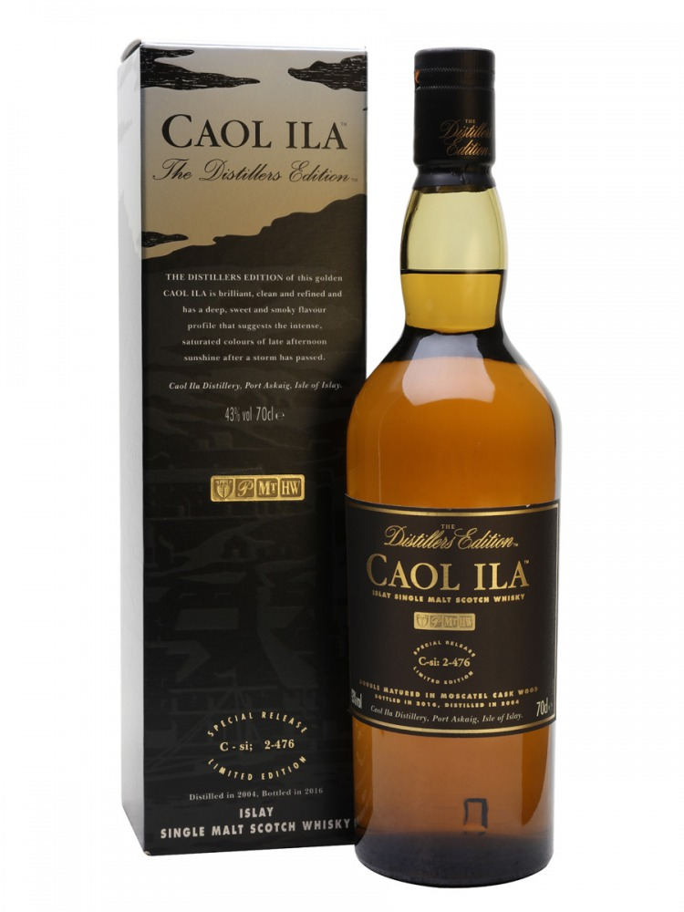 Caol Ila Whisky Distillers Edition Islay 1l