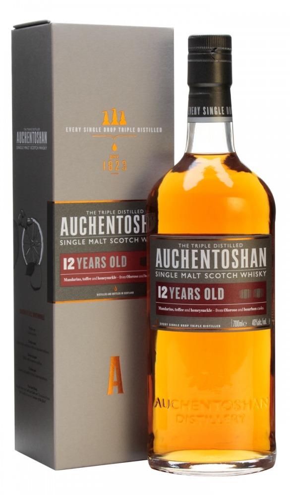 Auchentoshan Whisky 12yo Lowland