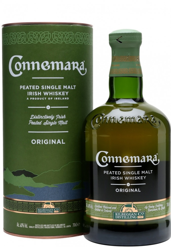 Connemara Whisky Peated Ireland