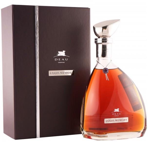 Deau Cognac Louis Memory 50yo Grande Champagne