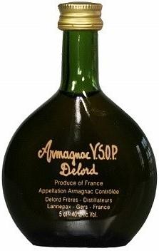 Delord Armagnac VSOP 0,05l mini