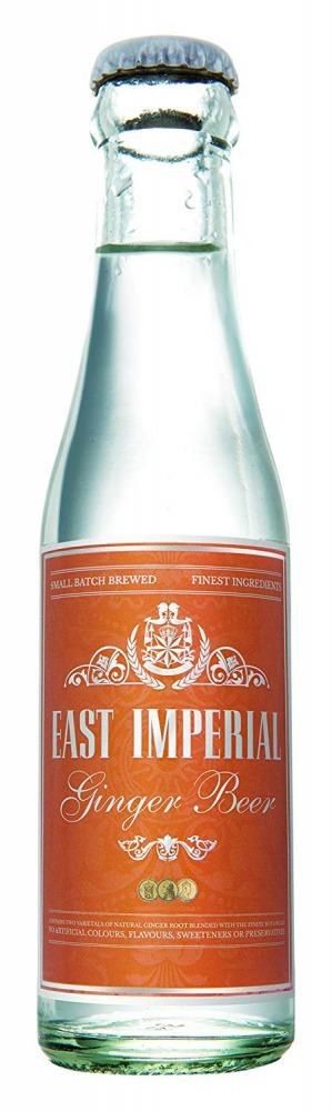 East Imperial Ginger Beer Orange Label 0,15l