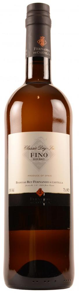 Fernando de Castilla Sherry Fino Classic Dry