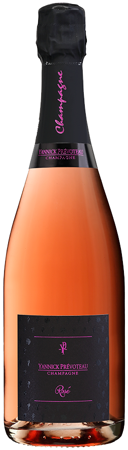 Yannick Prevoteau Champagne Rose Brut
