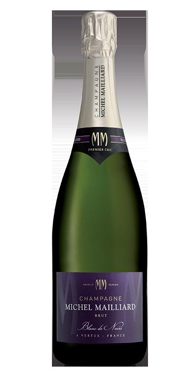 Michel Mailliard Champagne Blanc de Noirs Brut