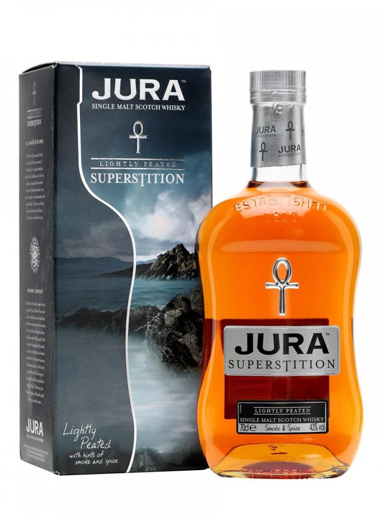 Jura Whisky Supertition