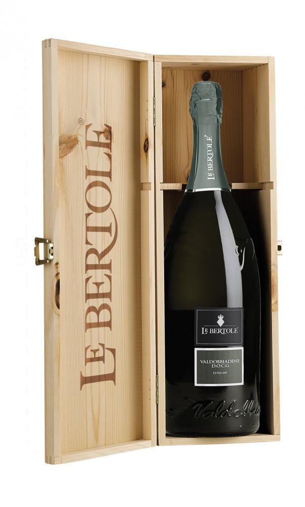 Le Bertole Box drevo Jeroboam 3l