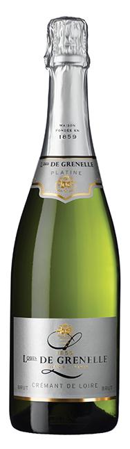 Louis de Grenelle Cremant de Loire Platine Brut