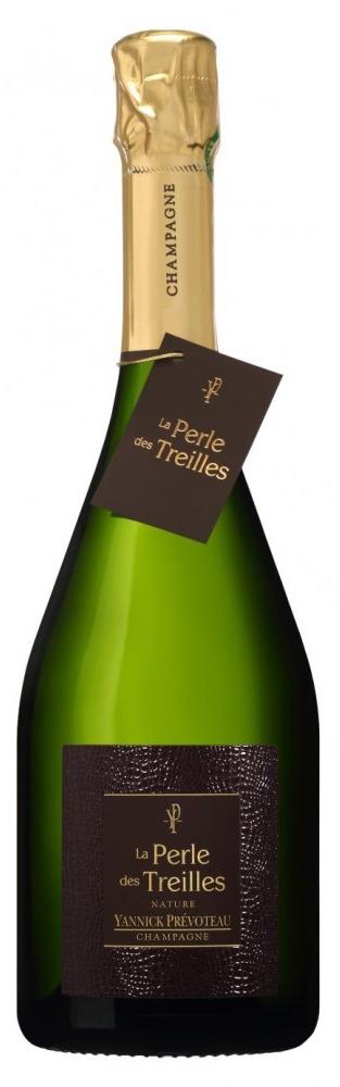 Yannick Prevoteau Champagne La Perle des Treilles Nature