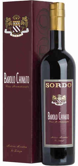 Sordo Barolo Chinato 2006 0,5l