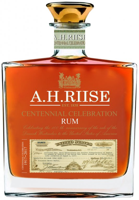 A.H. Riise Rum Centennial Celebration Virgin Islands