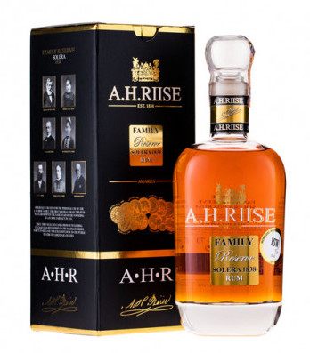 A.H. Riise Rum Family Reserve Virgin Islands