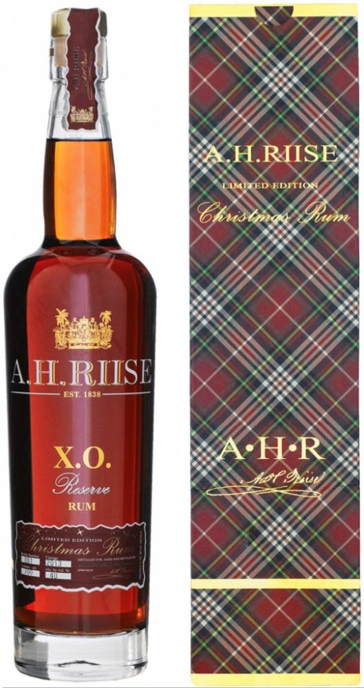 A.H. Riise Rum Christmas Virgin Islands