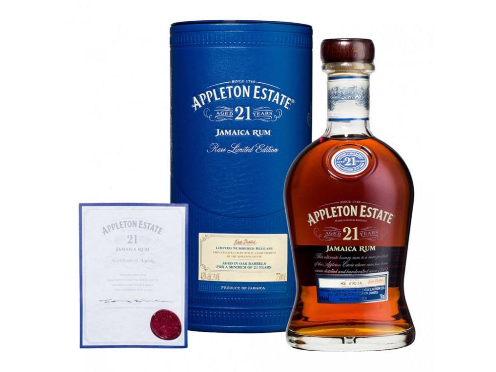 Appleton Estate Rum 21yo Jamaica