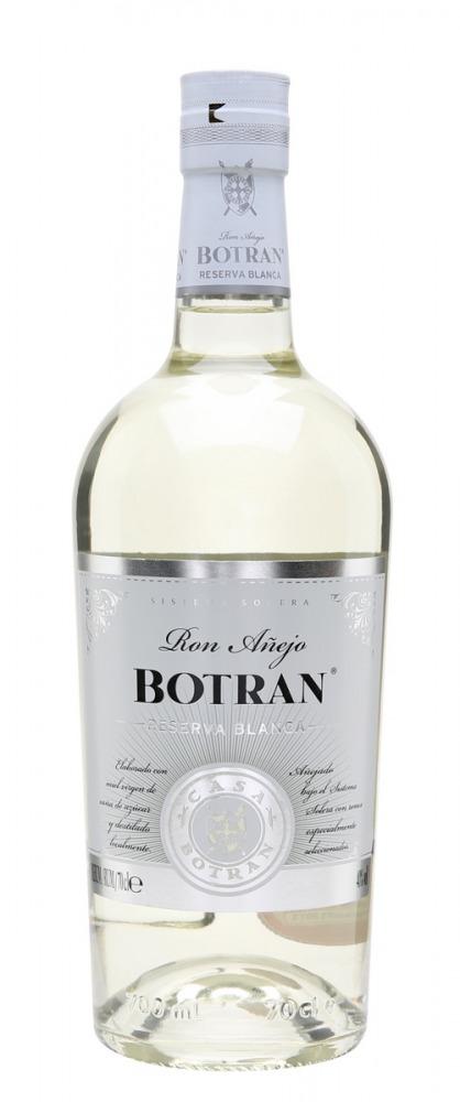 Botran Rum Reserva Blanca Guatemala