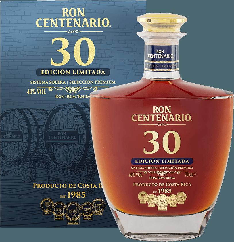 Centenario Rum 30yo Costa Rica