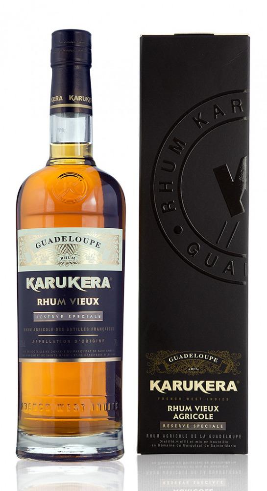 Karukera Rum Agricole Reserve Speciale