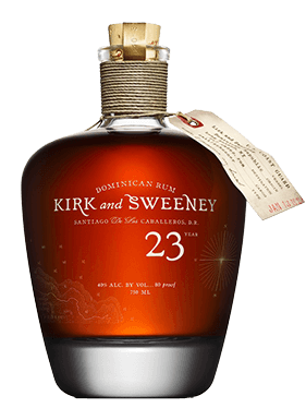 Kirk and Sweeney Rum 23yo Dominicana