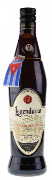 Legendario Rum Elixir 7yo Cuba