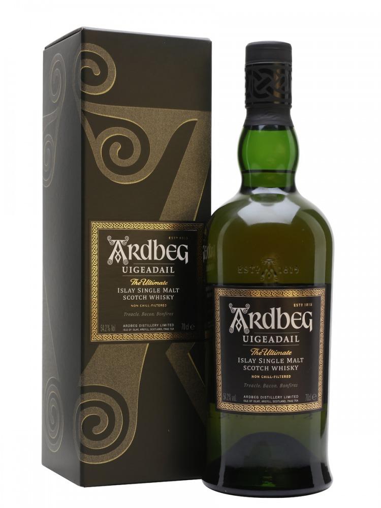 Ardbeg Whisky Uigeadail Islay