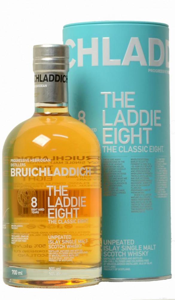 Bruichladdich Whisky Laddie Eight Islay