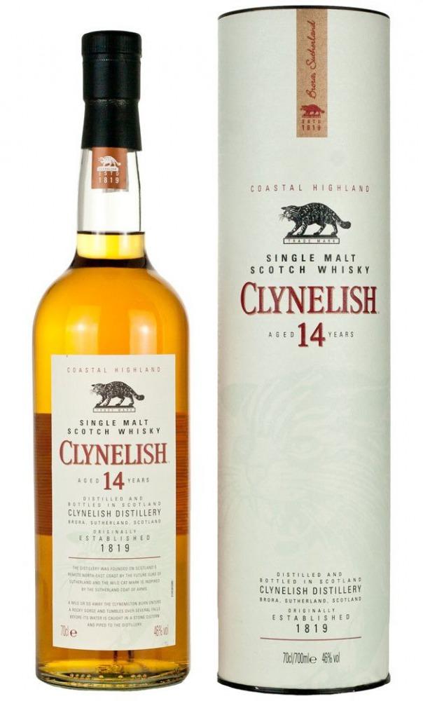 Clynelish Whisky 14yo Highland