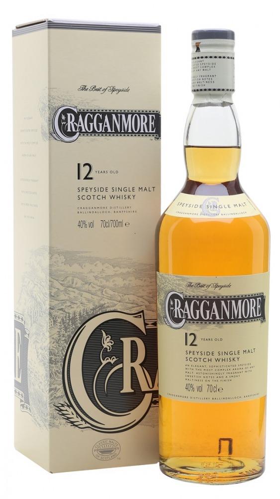 Cragganmore Whisky 12yo Speyside