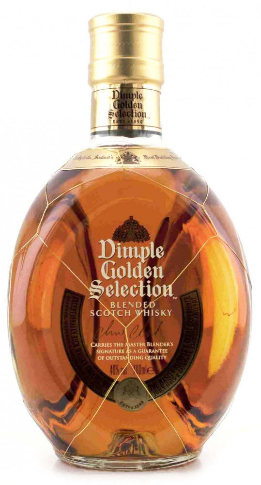 Dimple Whisky Blended Golden Selection