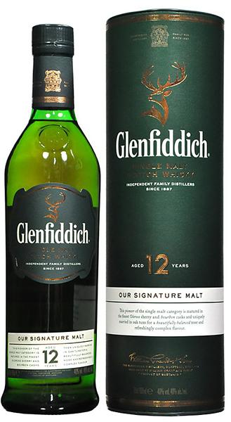 Glenfiddich Whisky 12yo Speyside
