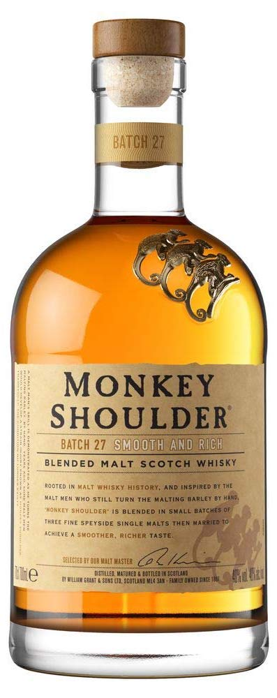 Monkey Shoulder Whisky Blended