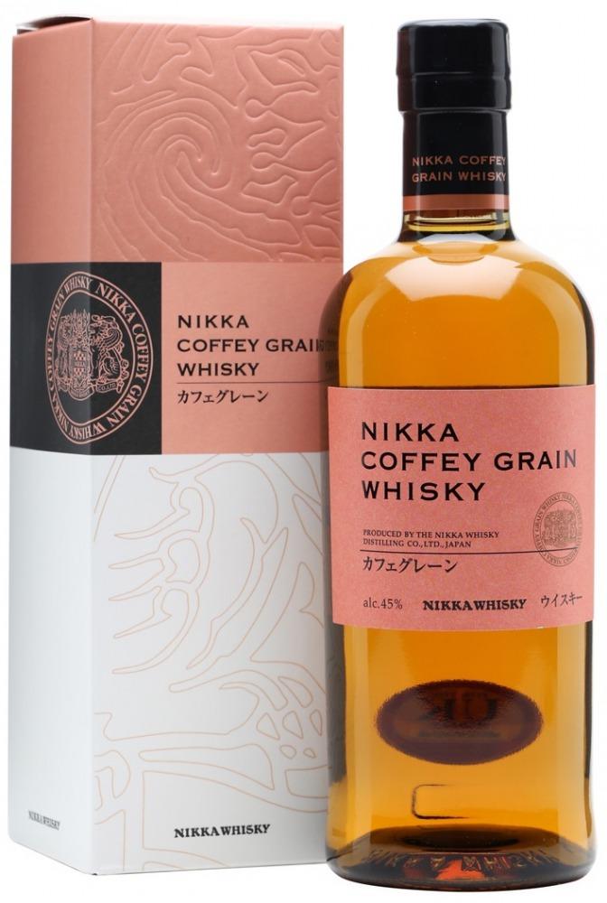 Nikka Whisky Coffey Grain Japan
