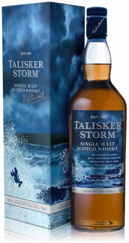 Talisker Whisky Storm Skye