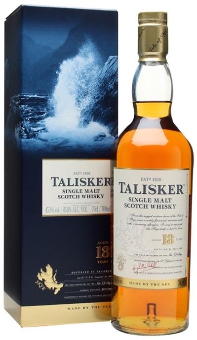 Talisker Whisky 18yo Skye