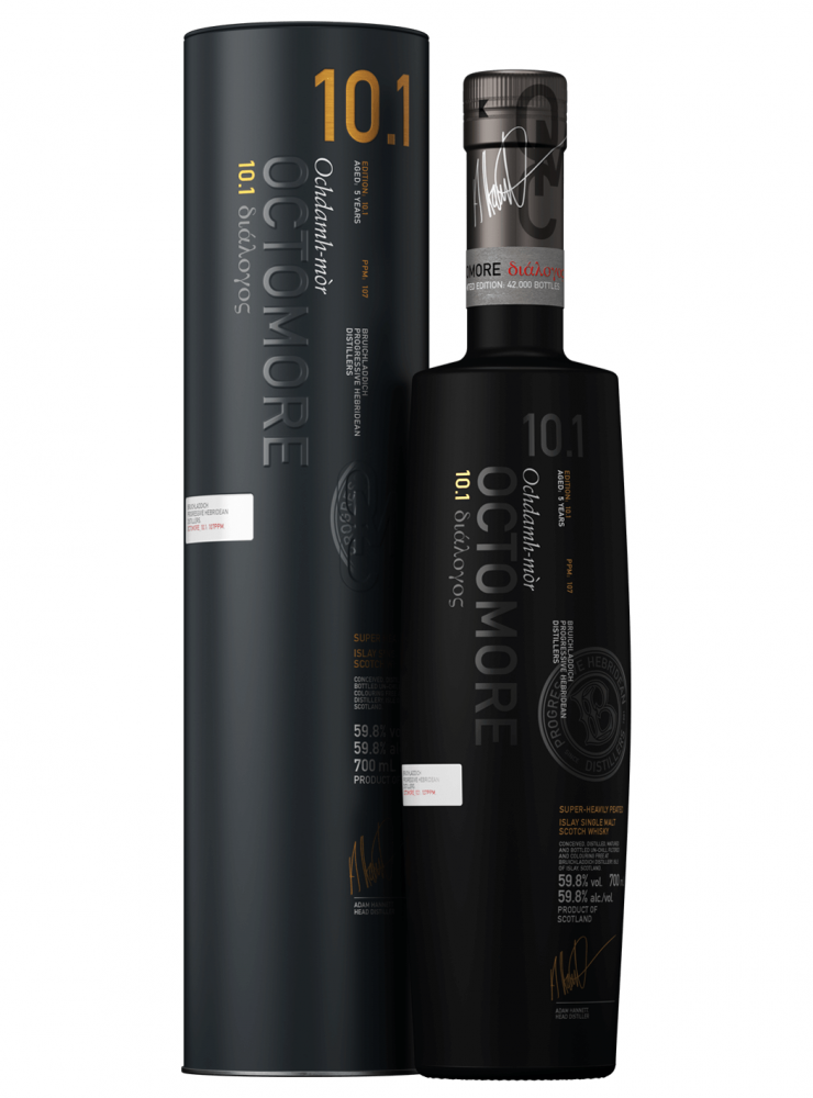 Bruichladdich Whisky Octomore Islay