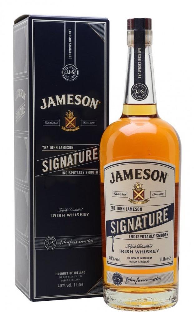 Jameson Whisky Signature Reserve Ireland 1l