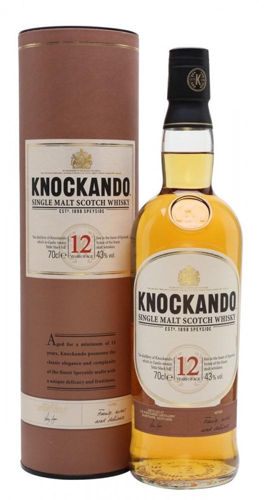 Knockando Whisky 12yo Speyside