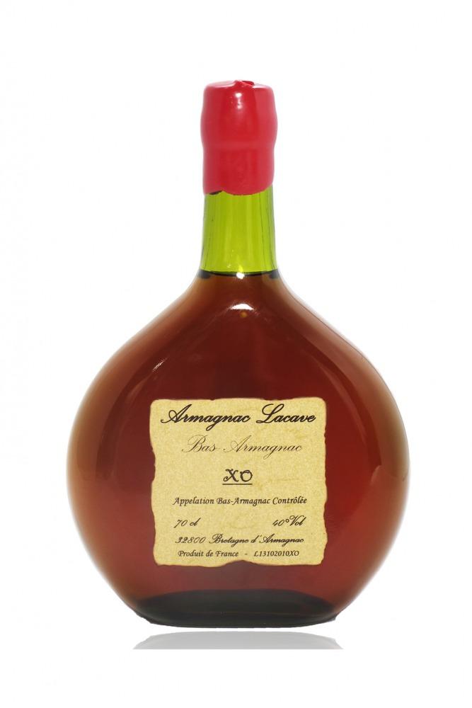 Lacave Armagnac XO Basquaisse