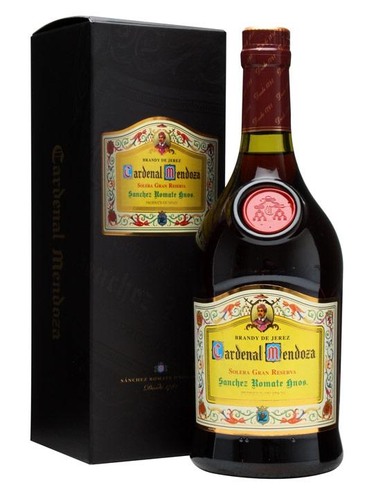 Cardenal Mendoza Brandy Grand Reserva Spain
