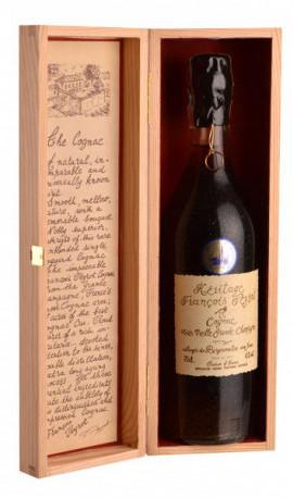 Francois Peyrot Cognac Heritage 60yo Wooden Box