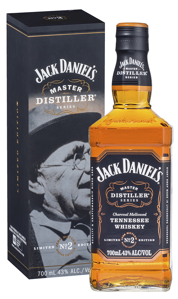 Jack Daniels Bourbon Master Destiller N2 Tennessee