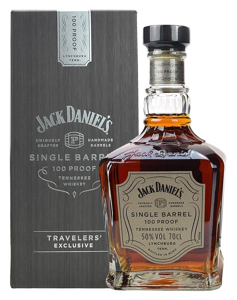 Jack Daniels Bourbon Single Barrel Select Tennessee