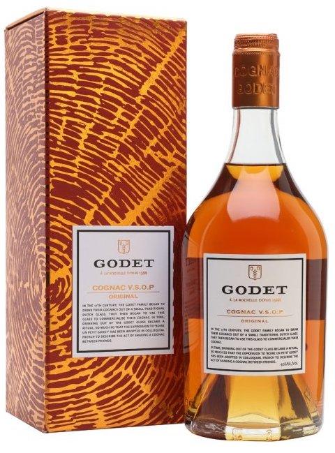 Godet Cognac VSOP Original Box