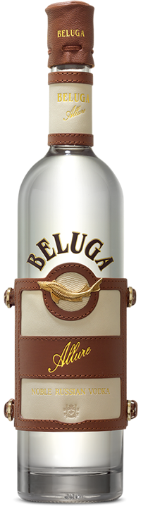 Beluga Vodka Allure Russia
