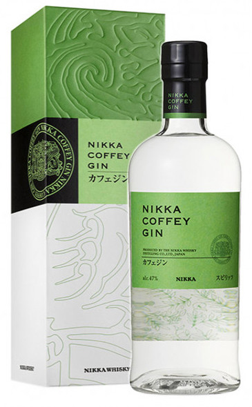 Nikka Gin Coffey Japan