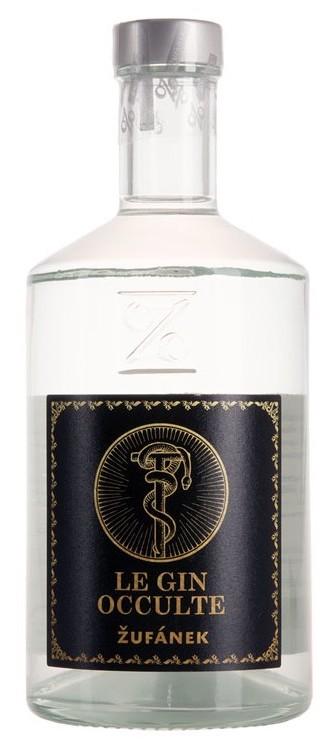 Zufanek Gin Occulte 0,5l