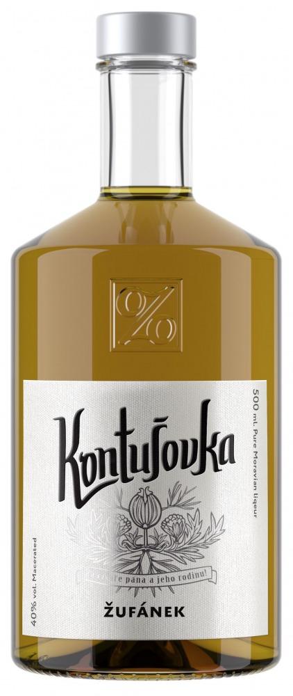 Zufanek Liker Kontusovka 0,1l mini