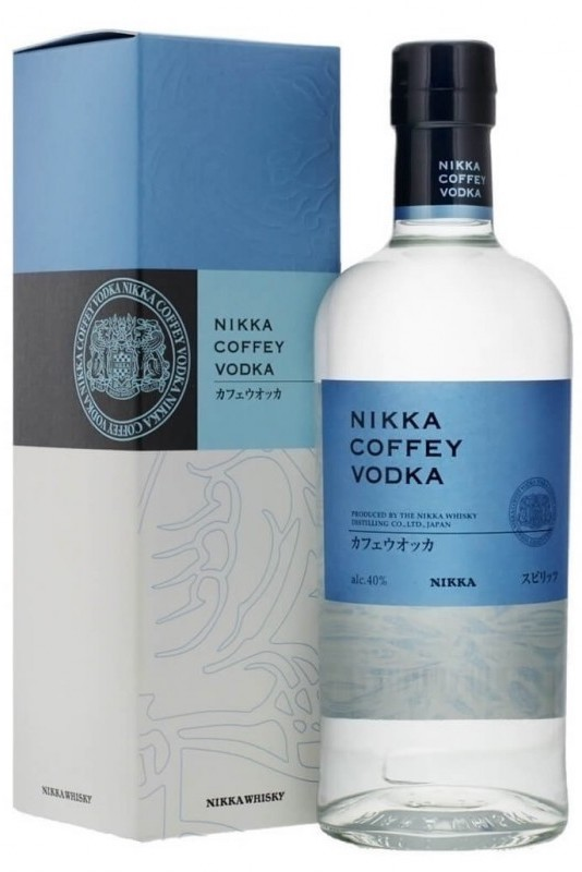 Nikka Vodka Coffey Japan Box